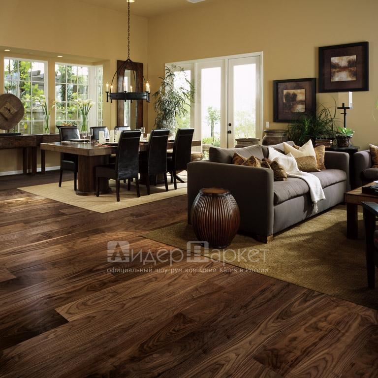 Американский орех Атланта Черс (Kahrs Walnut Atlanta)