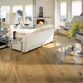 A wood floor is a gift of nature